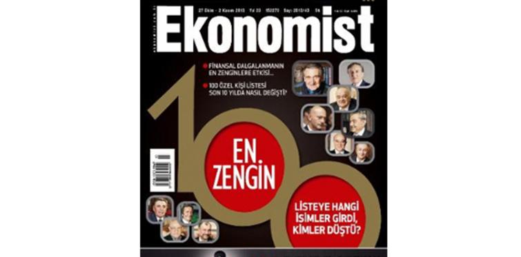 Türkiye'nin en zengin 100 ailesi