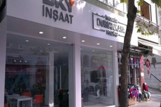 DKY inşaat, kentsel dönüşüm ofisi açtı