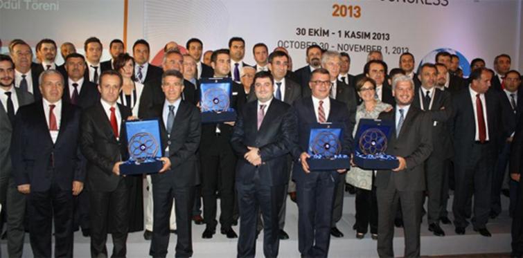 5'inci İzmir İktisat Kongresi'nde şirketlere ödül