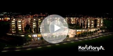 KoruFlorya Osmanlı saraylarından ilham aldı