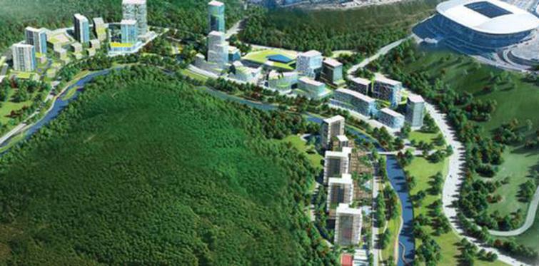 Vadi İstanbul fiyatları 455 bin liradan başlıyor