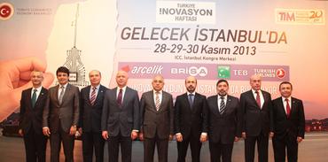 """""""Türkiye İnovasyon Haftası"""" geleceğin fikirlerini ağırlıyor"""