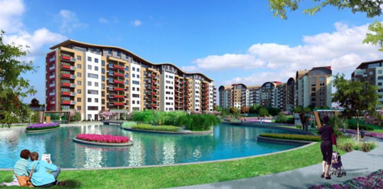 Liva İstanbul'da günde 33 TL'ye ev sahibi olun
