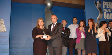 Peryön'den Viko'ya başarı ödülü