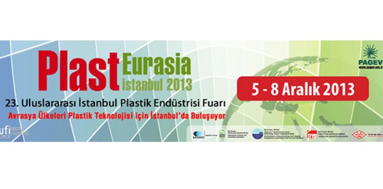 Plastik sektörünün devleri 23. kez İstanbul'da