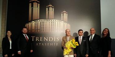 'Trendist Ataşehir'in tanıtımı yapıldı