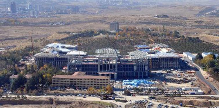 Yeni Başbakanlık binasının detayları ortaya çıktı