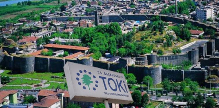 TOKİ'den Diyarbakır'a tarihi dokunuş