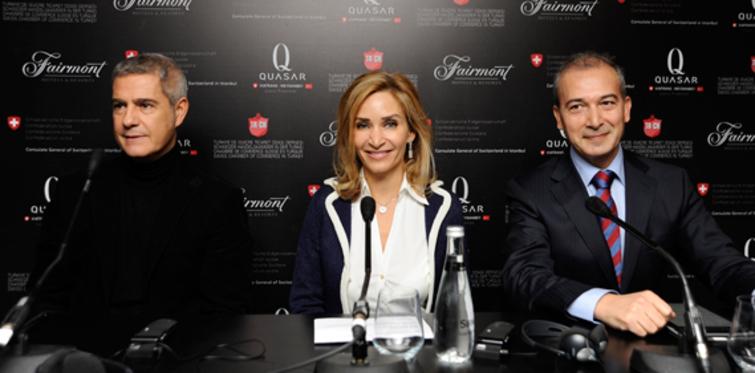 Türkiye'de ilk kez İsviçre Festivali, Quasar'da yapılacak