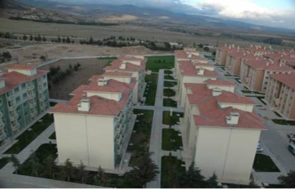 Amasya Suluova 2. etap TOKİ Evleri kura çekilişi