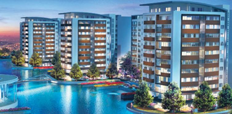Sinpaş Aqua City 2010 fiyatlar