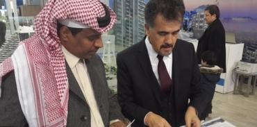 Arap yatırımcılar hangi projeye ilgi gösterdi?