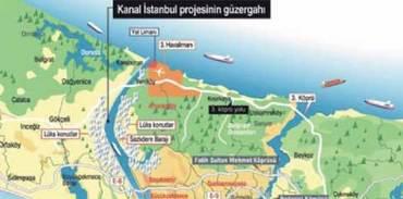 Kanal İstanbul projelerinde istimlaklar başladı