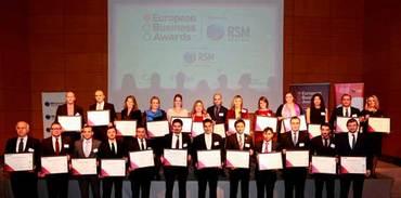 Soyak Holding'e ulusal şampiyon sertifikası