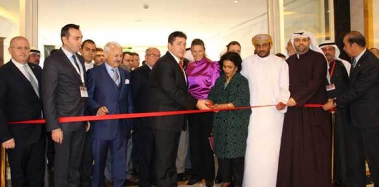 Kuveyt Gayrimenkul Zirvesi başladı