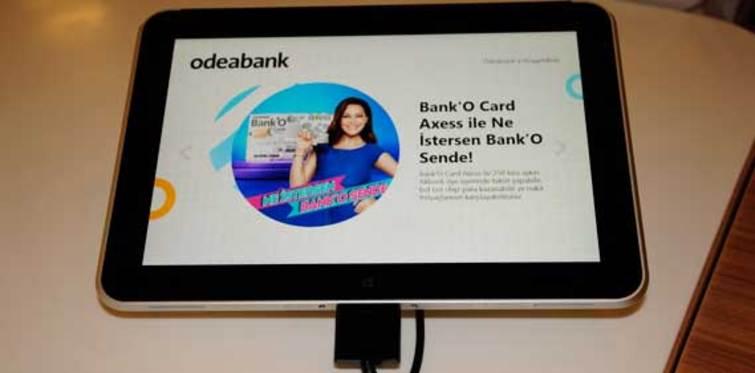 Bankacılık teknolojisinde Odeabank farkı