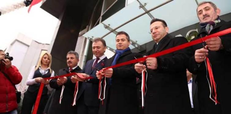 NG Kütahya, Samsun'da Showroom açtı
