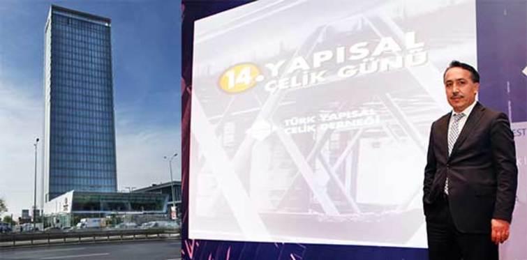 Boztepe Yapı, Yapısal Çelik Günü'nde ödül aldı