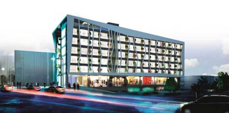 BeyoğluLook'un inşaatı hızla yükseliyor