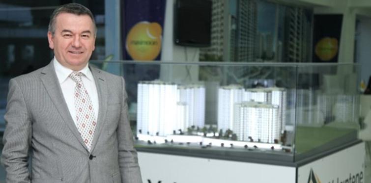 Mehmet Yalçıntepe, inşaat sektörünü değerlendirdi