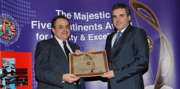 EgeYapı Group'a Mükemmellik Ödülü