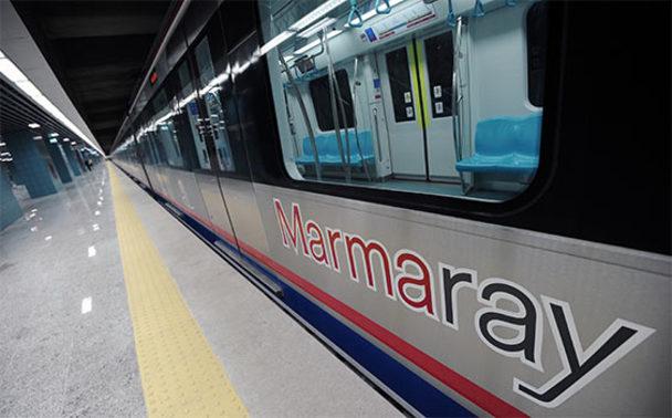 Halkalı-Gebze Marmaray yüzeysel metrosu
