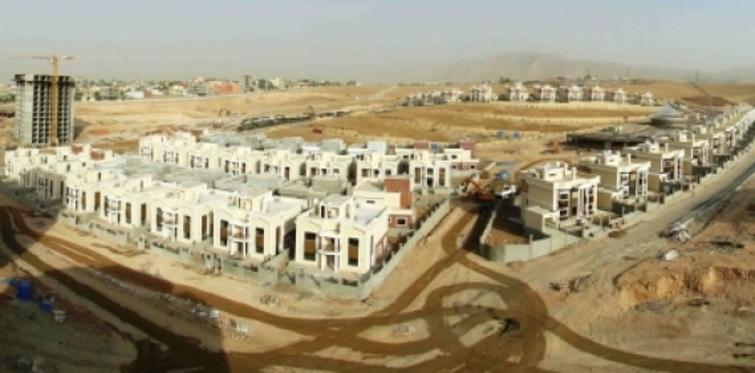 Irak'a 6 bin konutluk proje