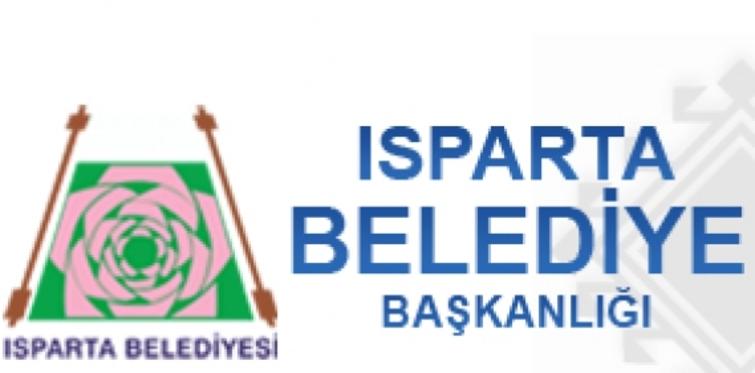 Isparta Belediyesi'ne haciz şoku
