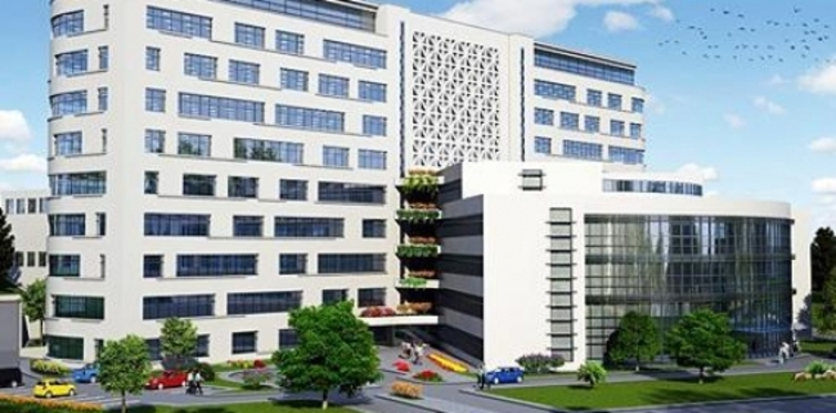 TOKİ'den modern hastaneler