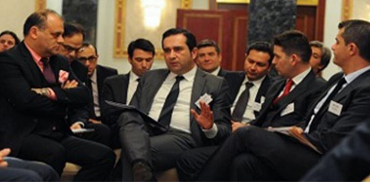 Gayrimenkul liderleri Türkiye GRI'de buluşuyor