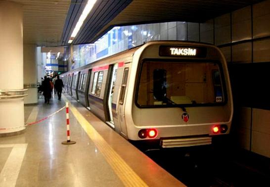 Metronun geçeceği İstanbul semtleri