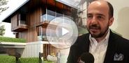 Çengelköy Park Evleri'ni mimarı anlatıyor