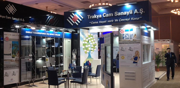 Trakya Cam 5. UEVF 2014'e katıldı