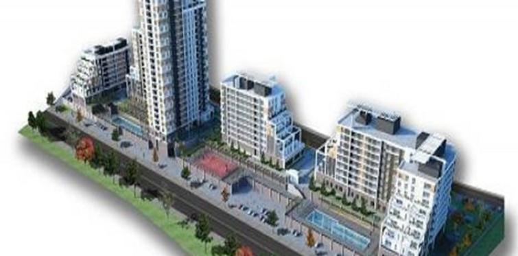 Gül Park Yaşam'da kısa sürede yüzde 40'ı satıldı