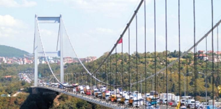 Boğaziçi ve FSM köprüleri'nde onarım başlayacak