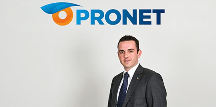 """""""Pronet'in hedefi Avrupa alarm pazarını yakalamak"""""""