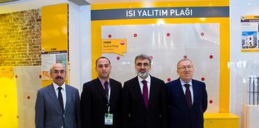 Türk Ytong, 5. Enerji Verimliliği Fuarı'na katıldı