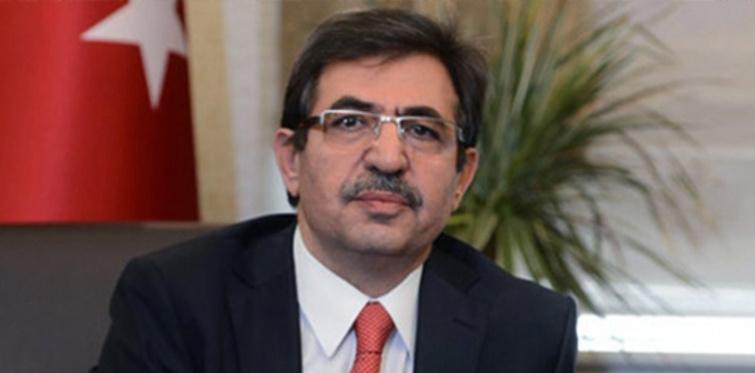 """""""Türkiye müteahhitlik konusunda dünyada söz sahibi"""""""