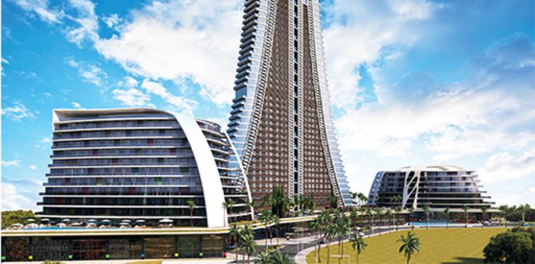 Sarphan Finans Park projesi 2014 yılında da zirvede
