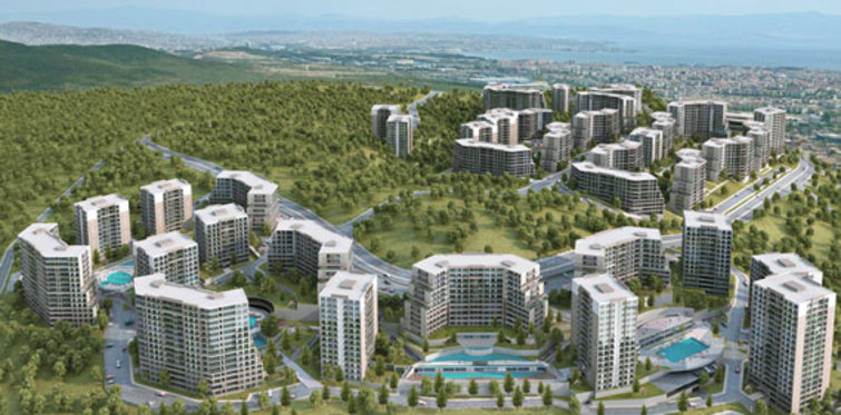 Evora İstanbul fiyatlar