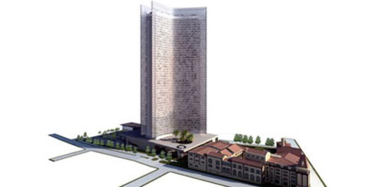 Hilton Istanbul Bomonti Otel & Konferans Merkezi açılıyor