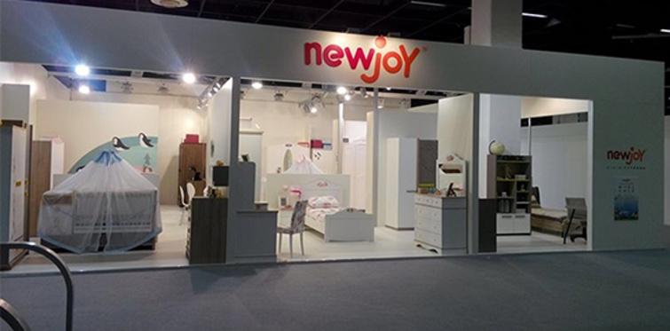 Newjoy, IMM Köln Fuarı'nda ilgi odağı oldu