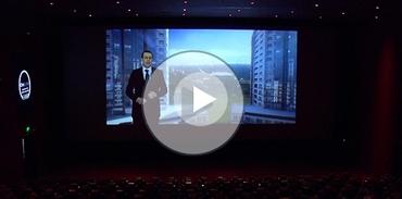 Tema İSTANBUL sinema reklamı ile büyüledi