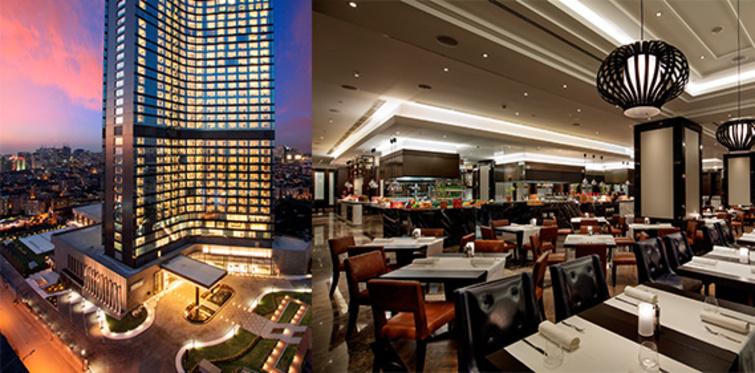 Hilton İstanbul Bomonti Otel ile turizme yeni boyut