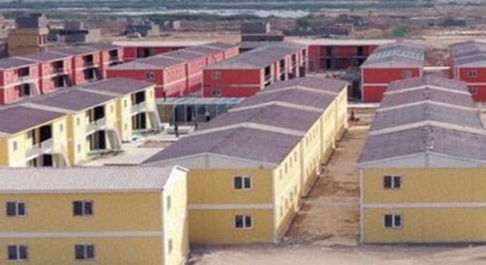 Karmod'dan dünyanın en büyük prefabrik kenti