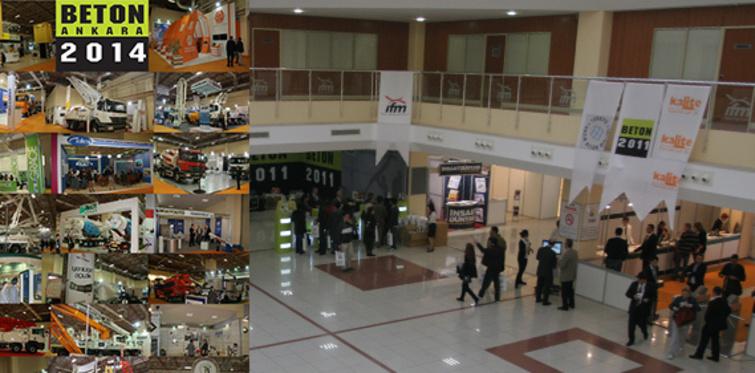 'Beton Ankara 2014' sektörü buluşturuyor