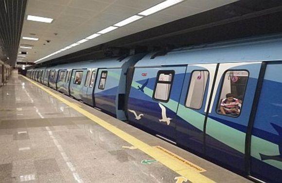 Yenikapı İncirli metro hattı son durum