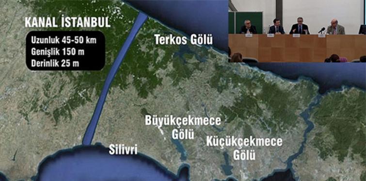 Ya Kanal'dan ya da İstanbul'dan vazgeçelim