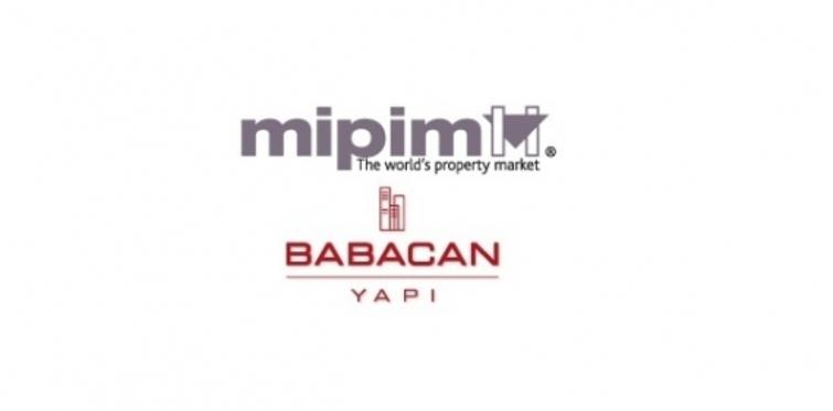 Babacan Yapı MIPIM'de