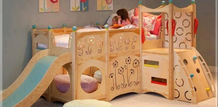 İlginç çocuk odası tasarımları